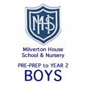 BOYS PRE-PREP TO YEAR 2